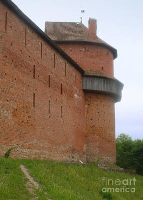 Photograph - Turaida Castle In Sigulda Latvia 4 by Rudi Prott
