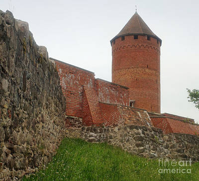 Photograph - Turaida Castle In Sigulda Latvia 5 by Rudi Prott