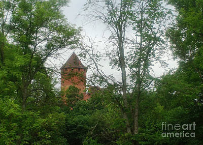 Photograph - Turaida Castle In Sigulda Latvia 6 by Rudi Prott