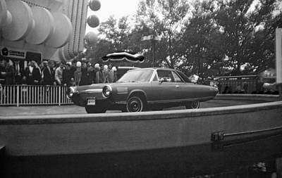 Photograph - Turbine Power Chrysler by John Schneider