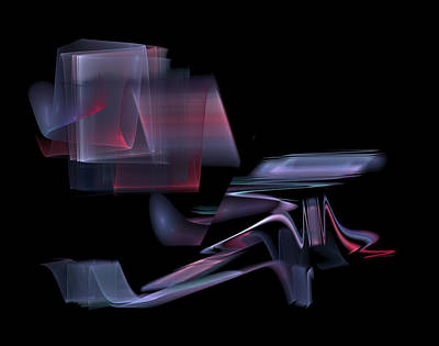 Digital Art - Turbo Charged by George Goulas