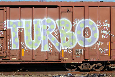 Photograph - Turbo by Joseph C Hinson Photography