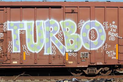 Photograph - Turbo by Joseph C Hinson Photography