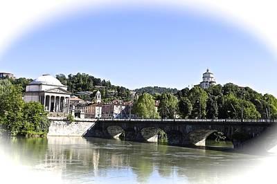 Photograph - Turin - Italy by Roberto Galli della Loggia