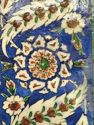 Ceramics Photograph - Turkey, Istanbul, Istanbul, Mosque by Everett