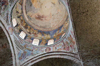 Sophia Photograph - Turkey, Trabzon 13th Century St Sophia by Cindy Miller Hopkins