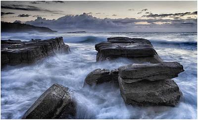 Photograph - Turmoil by Steve Caldwell