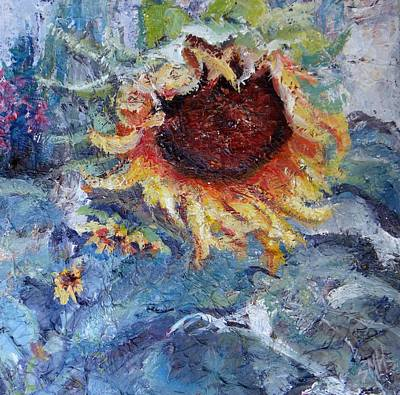 Painting - Turn Of Summer by Sheila Holland