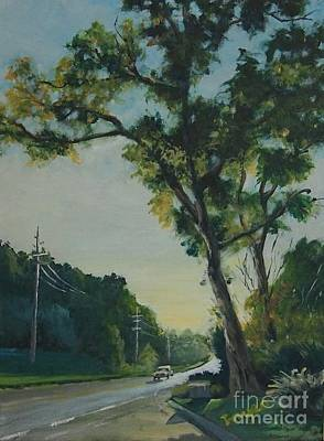 Recently Added Painting - Turn Right by Inyea Lee