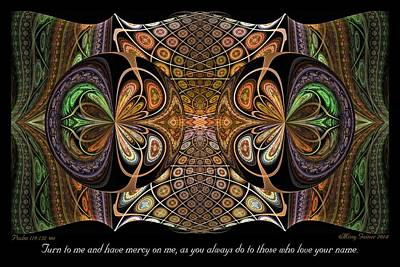 Digital Art - Turn To Me by Missy Gainer