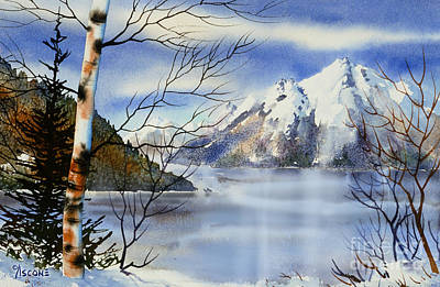 Turnagain View Art Print