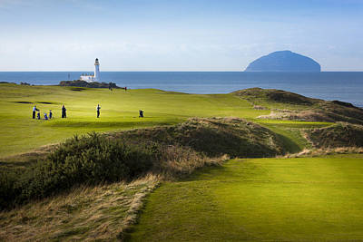 Turnberry Golf Course Prints Art Print