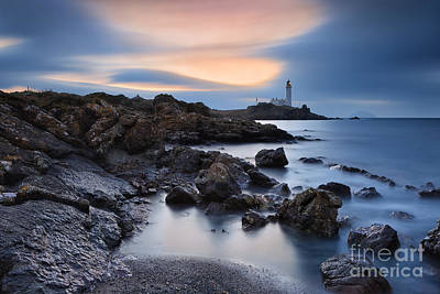 Firth Photograph - Turnberry Lighthouse by Rod McLean