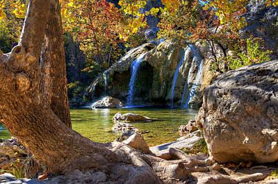 Photograph - Turner Falls Park by Ricky Barnard