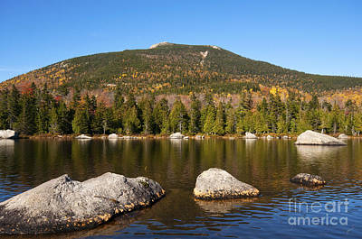 Photograph - Turner Mountain Baxter State Park by Glenn Gordon