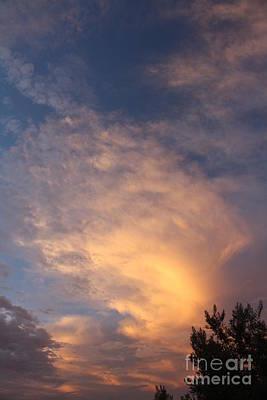 Photograph - Turner Sky IIi by Amanda Holmes Tzafrir