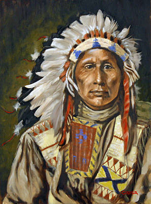 Painting - Turning Hawk  by Todd Cooper