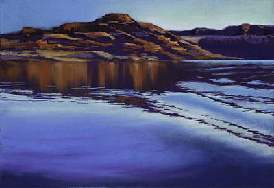Painting - Turning Wake by Marjie Eakin-Petty