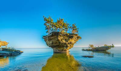 Photograph - Turnip Rock by Paul Johnson