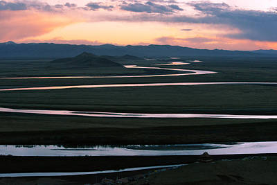 Photograph - Turns Of Yellow River by Yue Wang