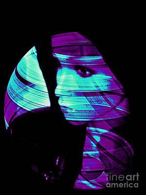 Photograph - Turquoise Love by Eva-Maria Di Bella