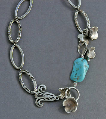 Sterling Silver Jewelry - Turquoise by Mirinda Kossoff