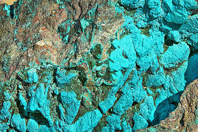 Jewerly Photograph - Turquoise by Phyllis Denton