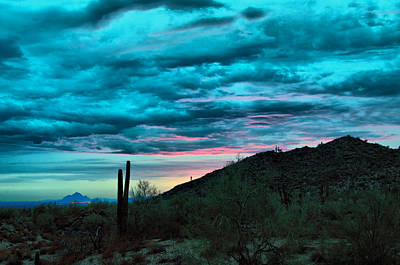 Photograph - Turquoise Sky by Tam Ryan