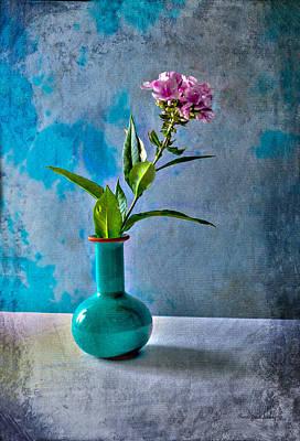 Photograph - Turquoise Vase by Randi Grace Nilsberg