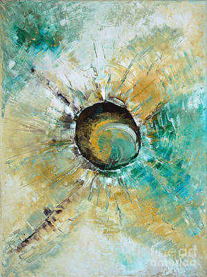 Painting - Miracle Planet by Belinda Capol