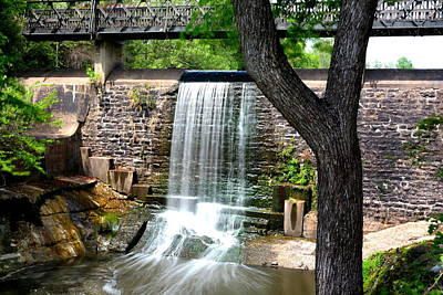 Photograph - Turtle Creek Waterway by Diana Mary Sharpton