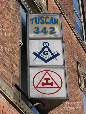 Tuscan 342 Art Print by Michael Krek