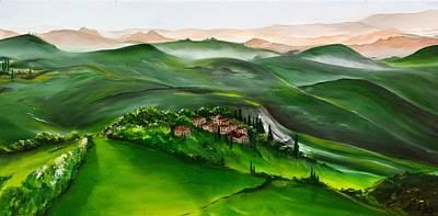 Tuscan Country Original