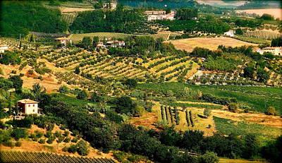 Tuscan Dreamscape Original