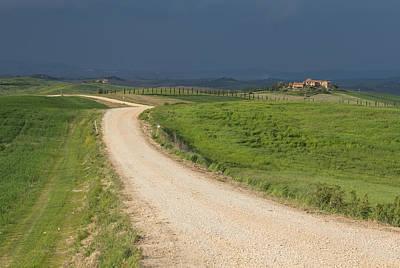 Tuscan Landscape  Art Print by Jaroslav Frank