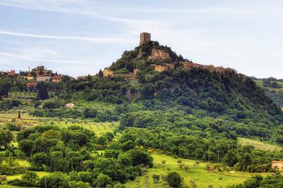 Ancient Ruins Photograph - Tuscany - Castiglione D'orcia by Joana Kruse