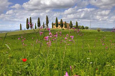 Siena Wall Art - Photograph - Tuscany - Pienza by Joana Kruse