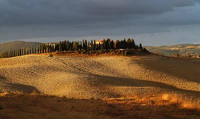 Tuscany Hills Art Print by Alex Sukonkin
