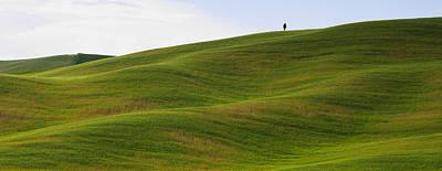 Tuscany Landscape Art Print