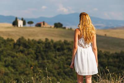 Tuscany Lover Original by Sergio Lanza