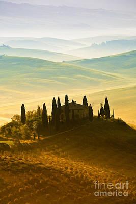Photograph - Tuscany by Patrick Frischknecht