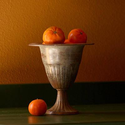 Tuscany Tangerines Art Print