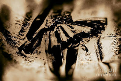 Digital Art - Tutu 1 by Charles Davis