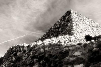 Photograph - Tuzigoot V by Roger Passman