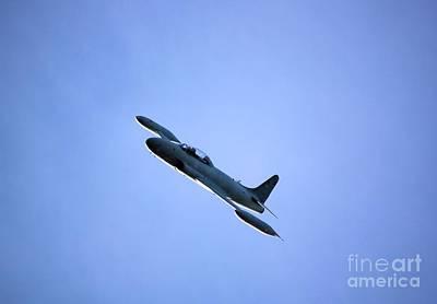 T33 Photograph - Tweet  by Rick Lipscomb