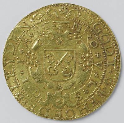 Twenty-eight Pence, Siege Of Leiden Art Print