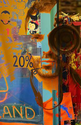 Twenty Percent Of Creativity  Art Print by Empty Wall