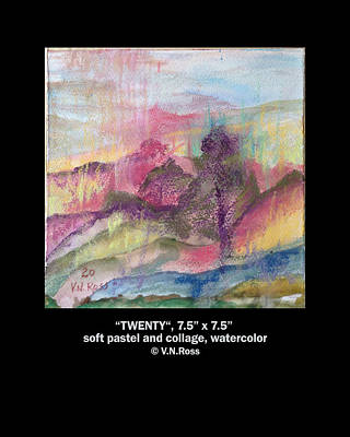 Painting - Twenty by Vicki Ross