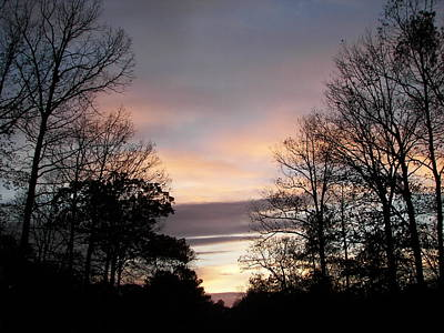 Photograph - Twilight 1 by Pamela Hyde Wilson