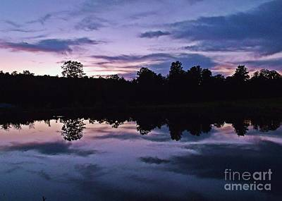 Photograph - Twilight by Christian Mattison